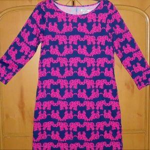 Lily Pulitzer Marlowe Elephant Dress